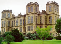 Hardwick Hall - more glass than wall